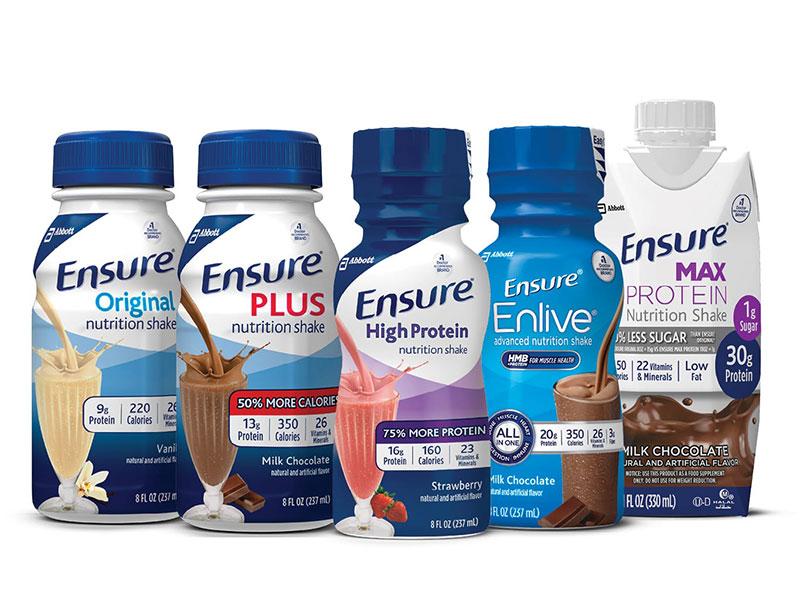 Ensure flavors