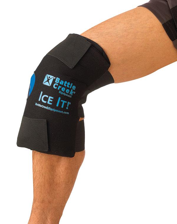 Ice It knee wrap