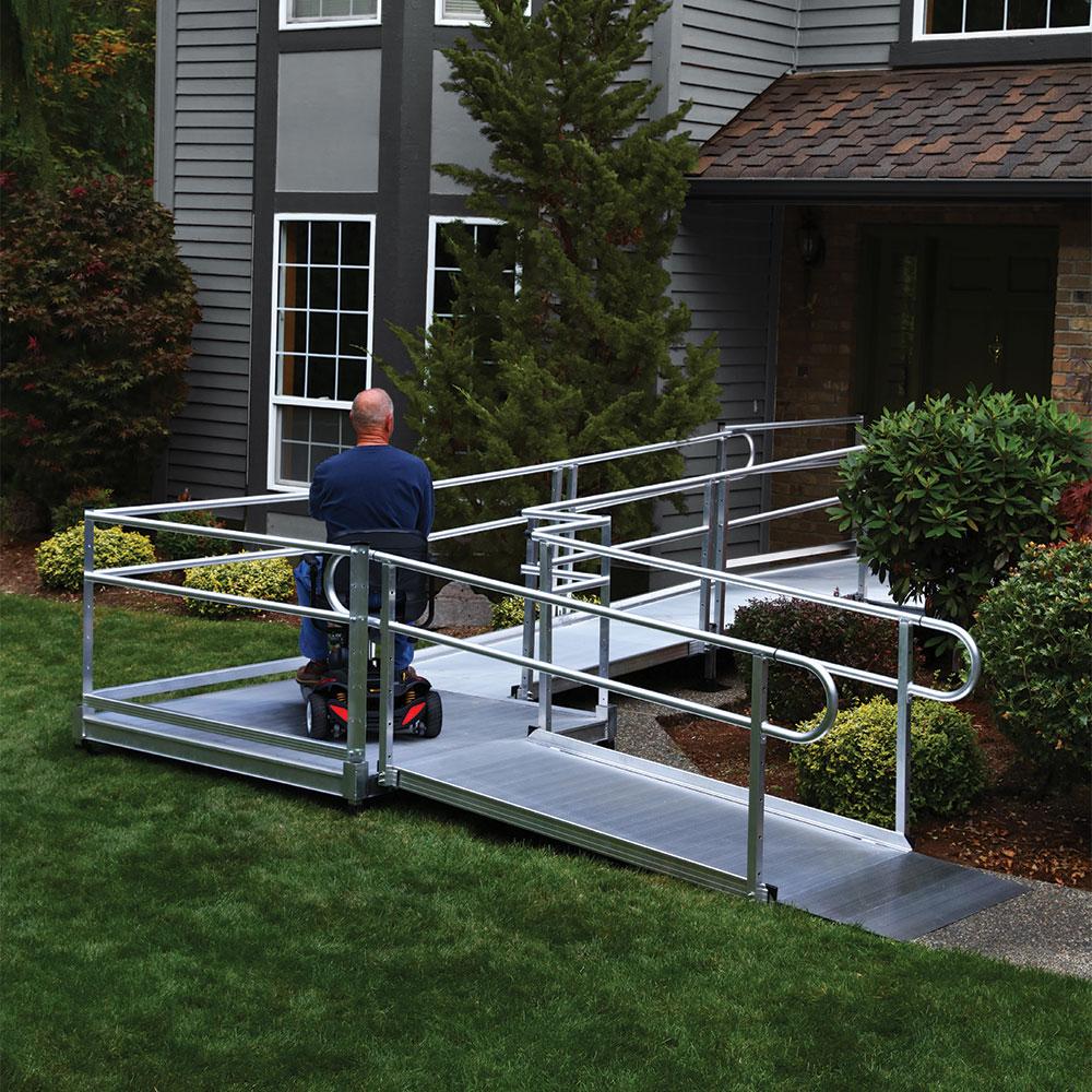 Wheelchair Ramp System