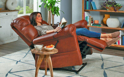 Power Lift Recliners With Patented Twilight Technology